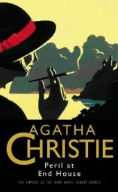 Peril at End House, by Agatha Christie