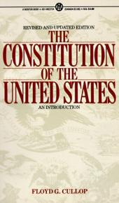 The Constitution of the United States: An Introduction